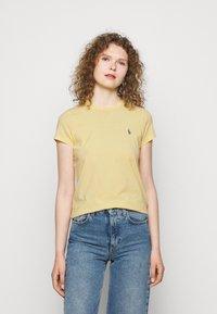 Polo Ralph Lauren - Basic T-shirt - wicket yellow - 0
