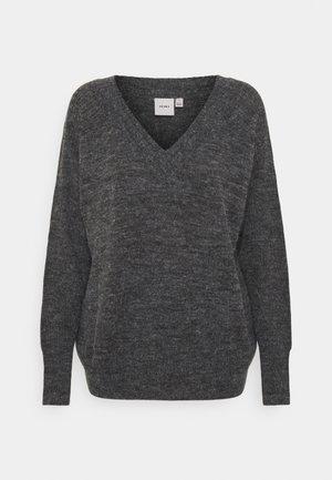 IHNOVO  - Pullover - dark grey melange