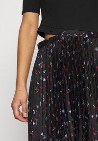 maje - Maxi dress - black - 5