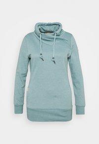 Ragwear Plus - NESKA - Mikina - arctic blue - 3