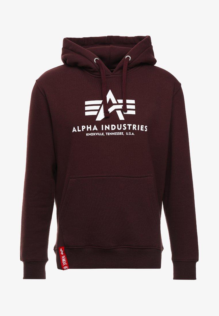 Alpha Industries Kapuzenpullover - dark green/dunkelgrün zBKPXC