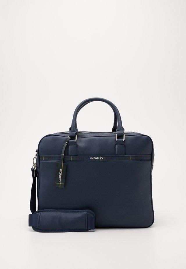 CODE - Briefcase - blue