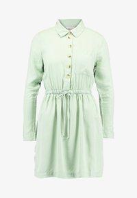 Miss Selfridge Petite - DRESS - Vapaa-ajan mekko - green - 5