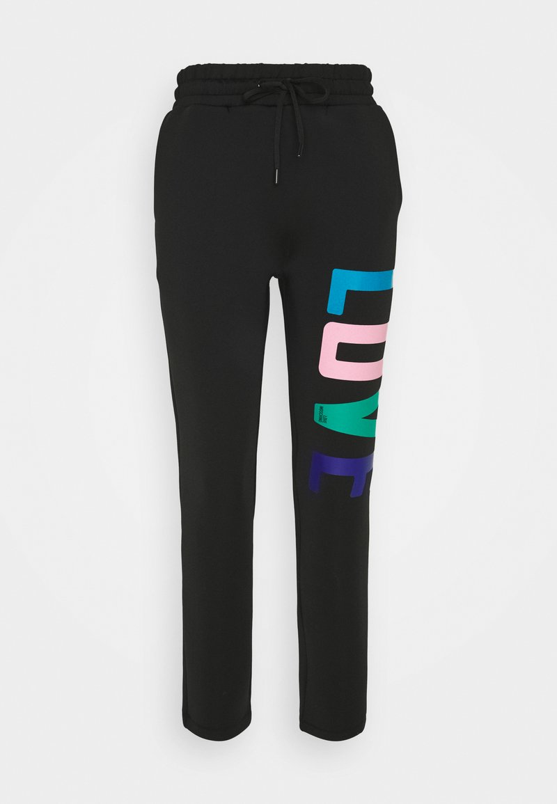 Love Moschino - Teplákové kalhoty - black