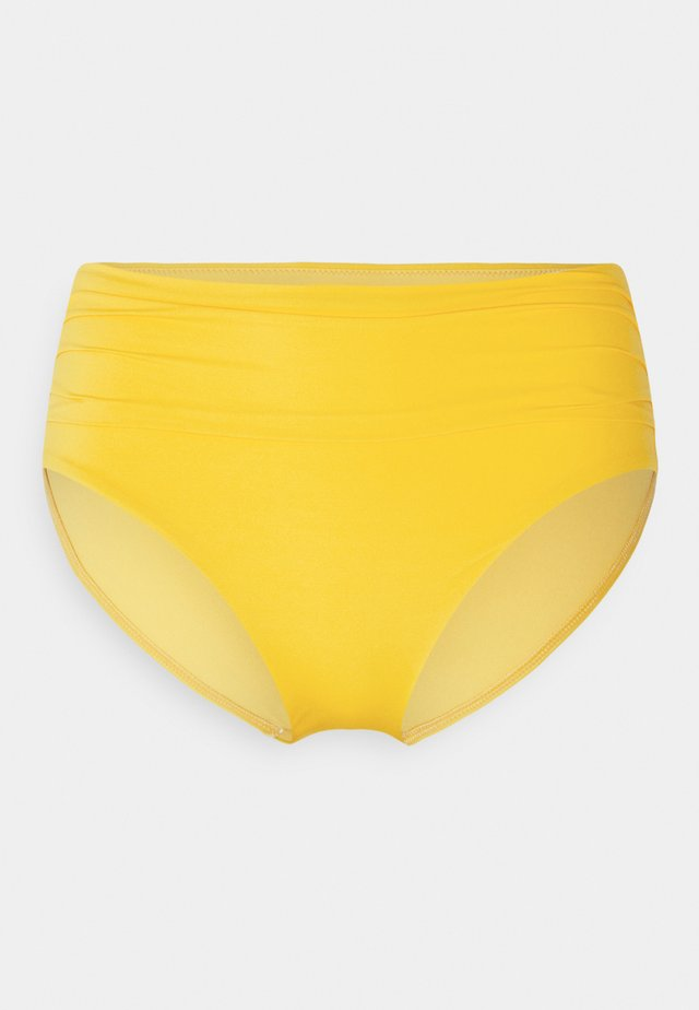 OXYGENE HIGHWAIST - Bikinibroekje - yellow sand