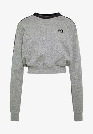 FARAH - Sweatshirt - grey melange/black