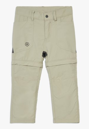 TIGGO ZIP OFF PANTS - Outdoorové kalhoty - seagrass
