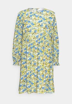 DRESS PRINTED - Denné šaty - lemonade