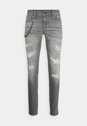 IGGY  - Jeans Tapered Fit - steel greey