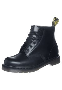 Dr. Martens - 101 BOOT - Lace-up ankle boots - black - 6