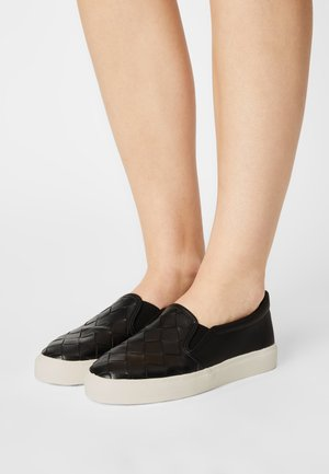 TRAINER - Slip-ons - black