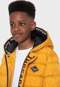 Threadboys - Winter jacket - mustard - 3
