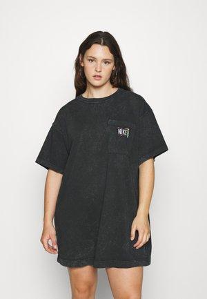 WASH - Day dress - black