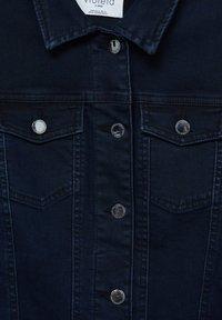 Violeta by Mango - SARAH - Denim jacket - diep donkerblauw - 5