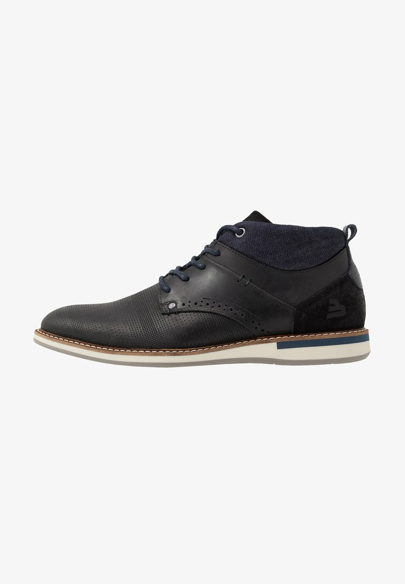 Bullboxer - Casual lace-ups - navy