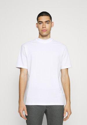 ONSVILMOS LIFE MOCK NECK TEE - T-shirt basic - white
