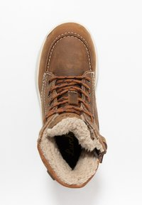 Lurchi - RUBEN TEX - Lace-up ankle boots - tan - 1