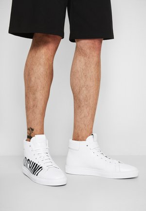 Zapatillas altas - bianco