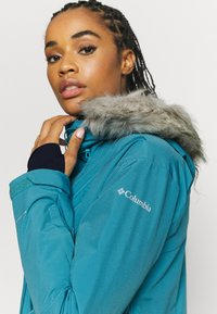 Columbia - MOUNT BINDOINSULATED JACKET - Skijakke - canyon blue - 6
