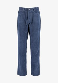 America Today - JADAN CORD - Jeans Tapered Fit - old school blue - 4
