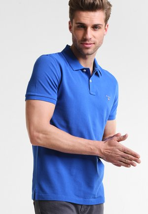 THE ORIGINAL RUGGER - Poloshirt - nautical blue