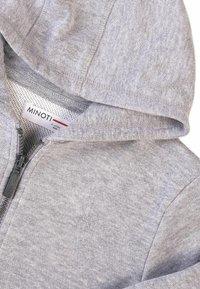 MINOTI - Zip-up hoodie - grey - 2