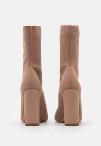 ALDO - DELUDITH - High heeled ankle boots - bone - 3