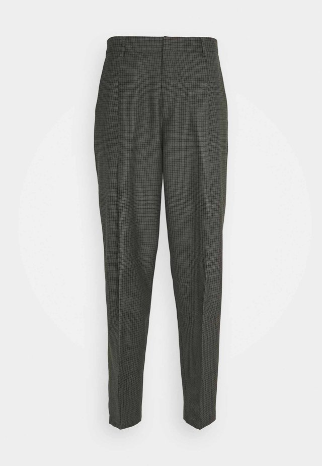 GENTS FORMAL TROUSER - Suit trousers - brown