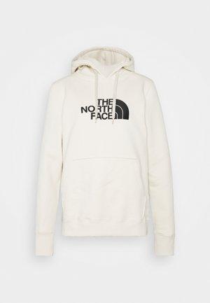 DREW PEAK HOODIE - Sweatshirt - vintage white