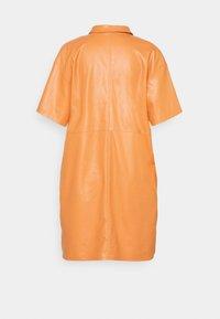 EDITED - CHARLOTTE DRESS - Shirt dress - orange - 1