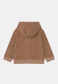 GAP - HOOD  - Zip-up sweatshirt - desert tan - 1