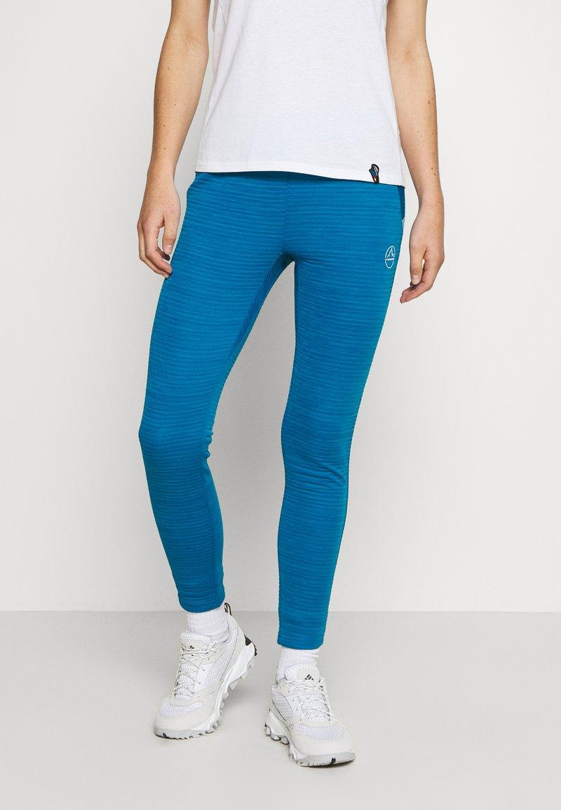 La Sportiva - BRIND PANT - Pantalon classique - neptune