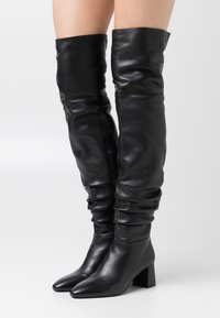 Zign - Over-the-knee boots - black - 0