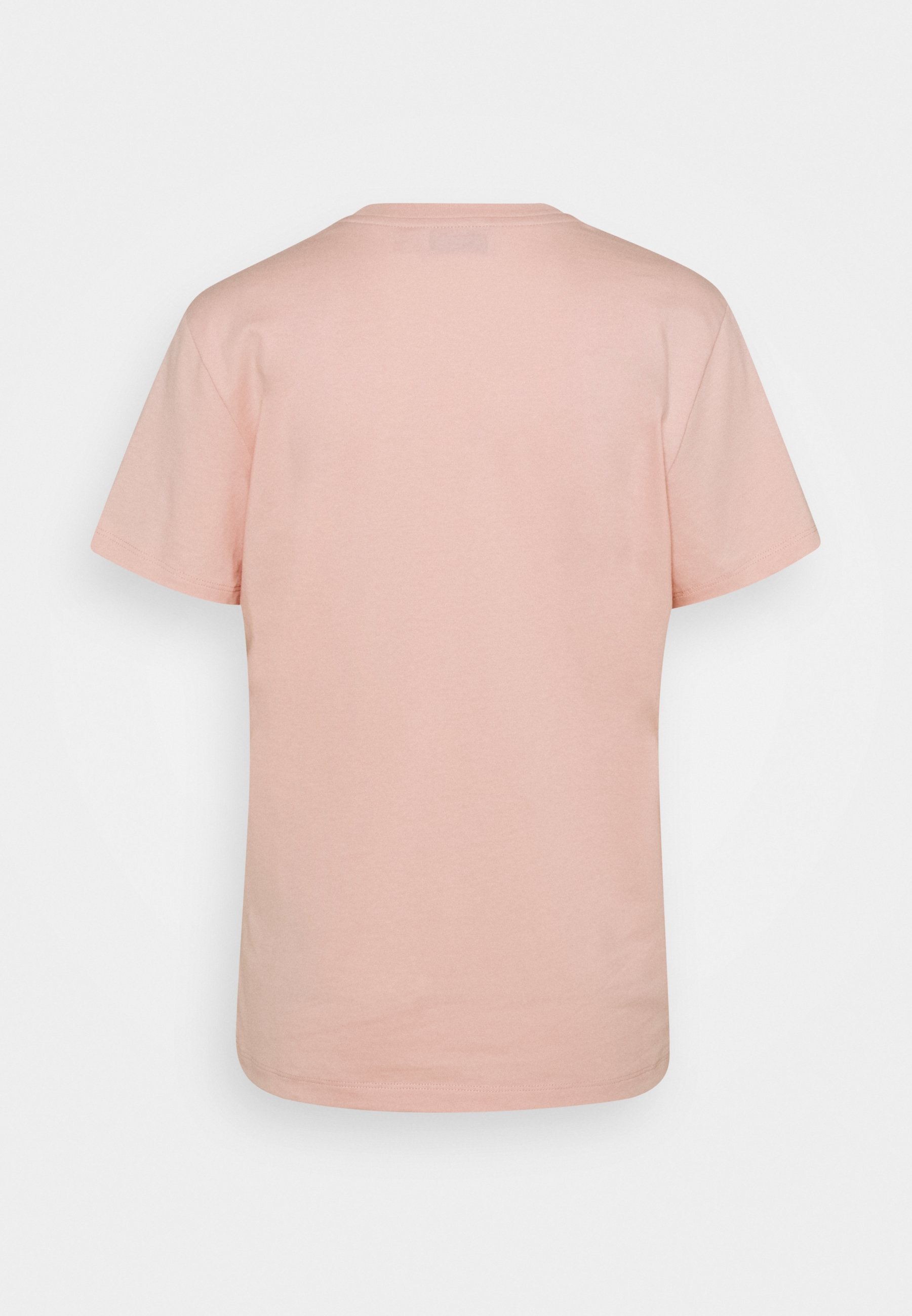 Coach Apple Graphic - T-shirts Med Print Pale Pink/lyserosa