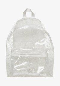 Eastpak - CRYSTAL CLEAR - Rucksack - splash white - 0