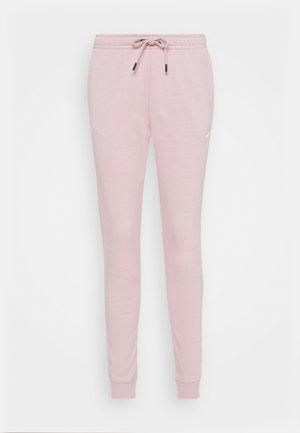 Teplákové kalhoty - champagne/white