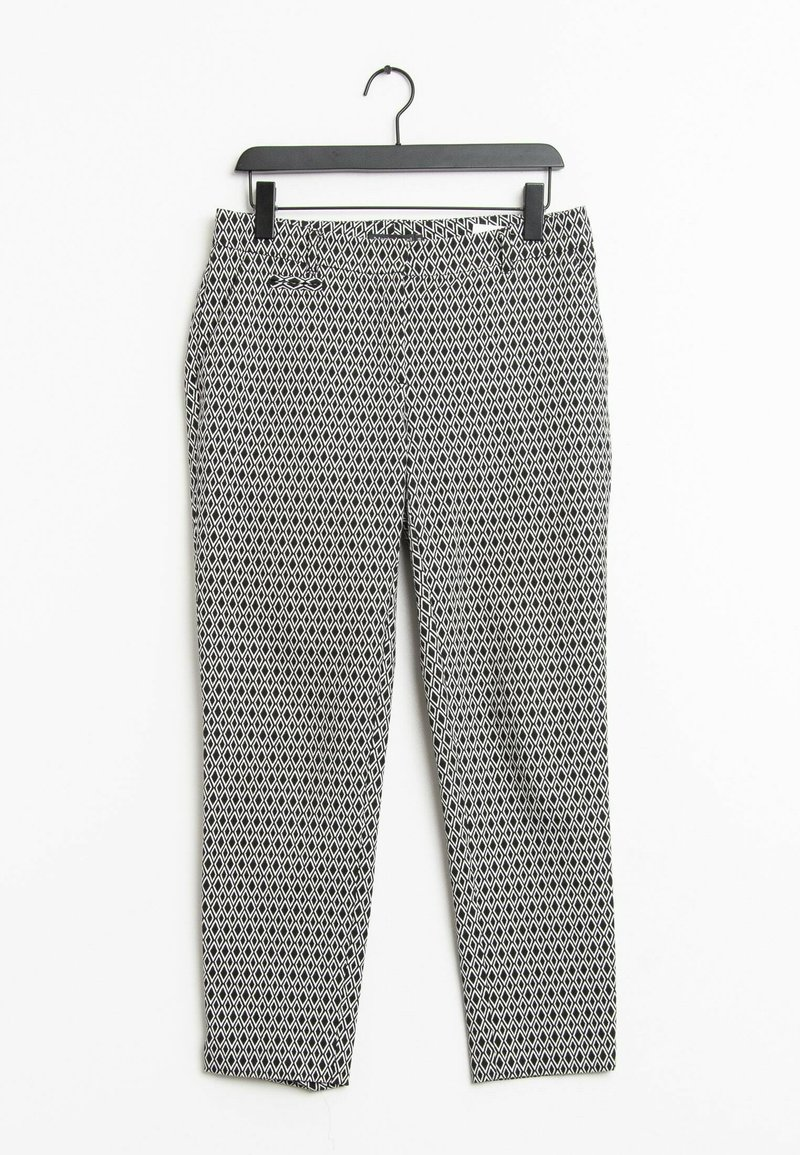 Marie Lund - Trousers - black