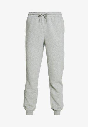 KARDI PANTS - Jogginghose - grey melange