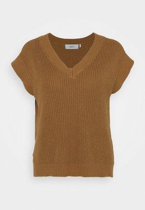 VIOLI - Svetr - golden brown
