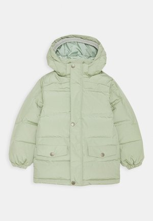 WALI JACKET - Down coat - tea green