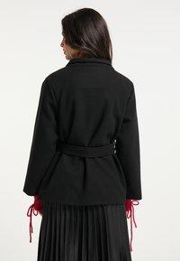 faina - Summer jacket - schwarz - 2