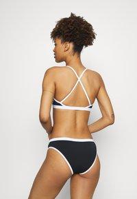 Arena - TEAM STRIPE TWO PIECES - Bikini - black/white - 2