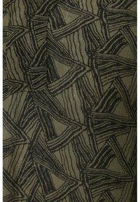 Kaffe - KALOISE AMBER  - Blouse - grape leaf -triangle print - 6