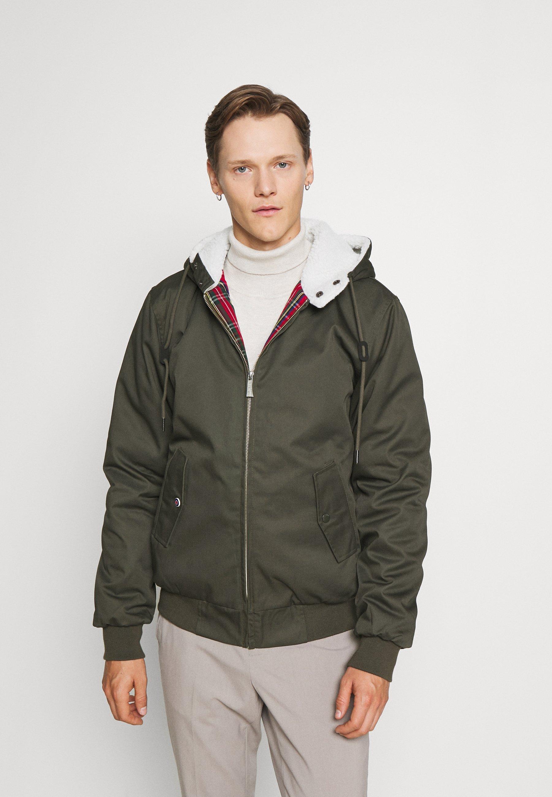Men SINATRA HOODED - Light jacket