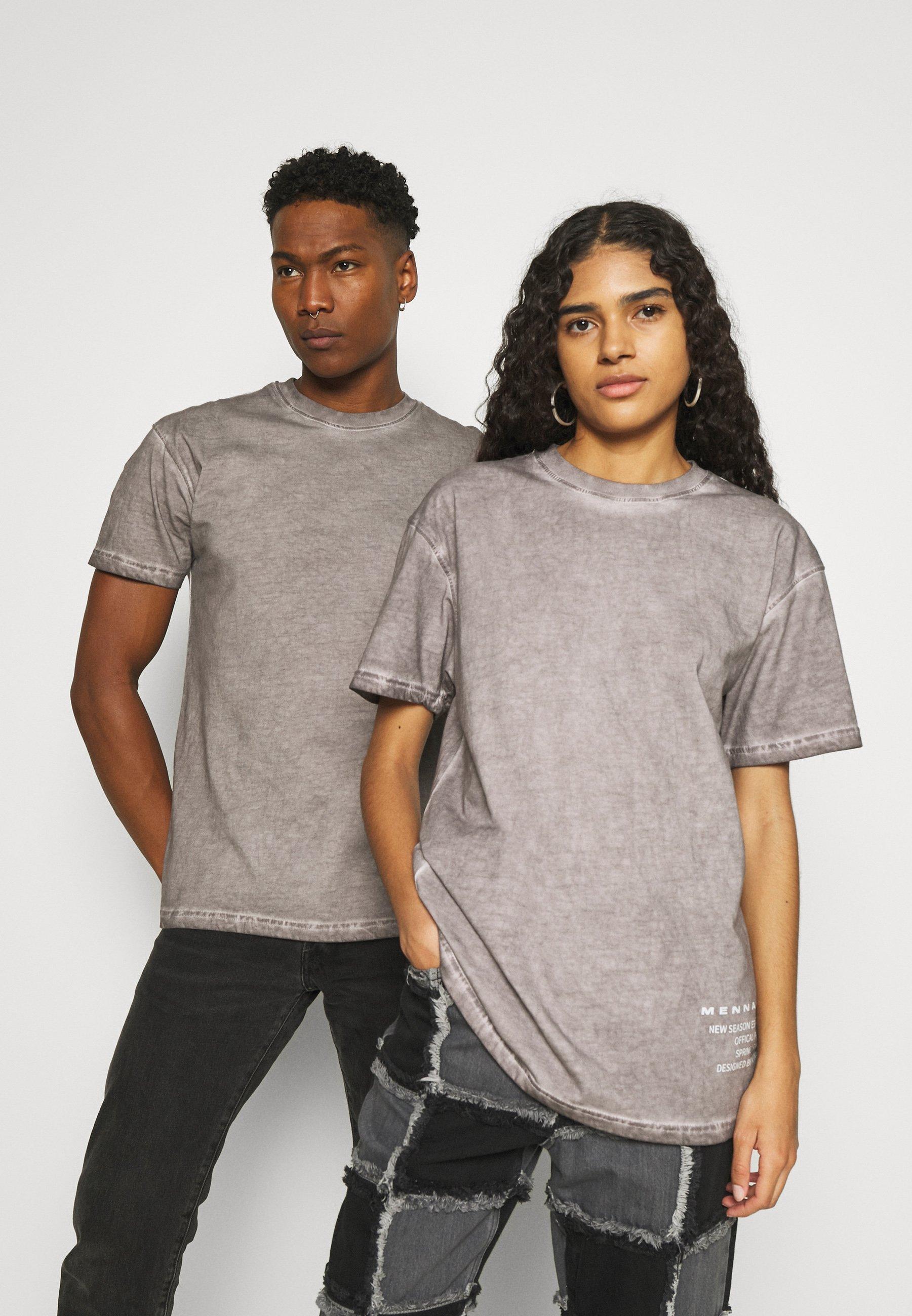 Men ON THE RUN PIGMENT DYE UNISEX - Print T-shirt