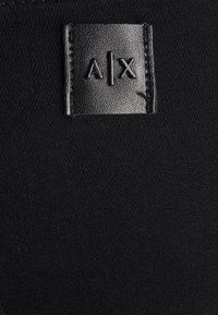 Armani Exchange - 5 TASCHE - Skinny džíny - black denim - 2