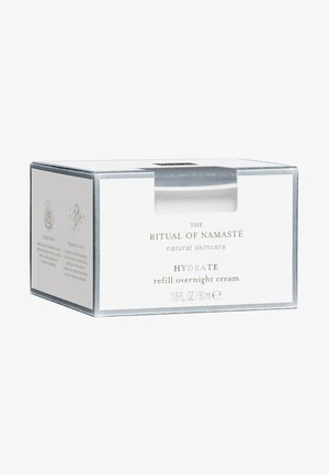 THE RITUAL OF NAMASTÉ HYDRATING OVERNIGHT CREAM REFILL - Night care - -