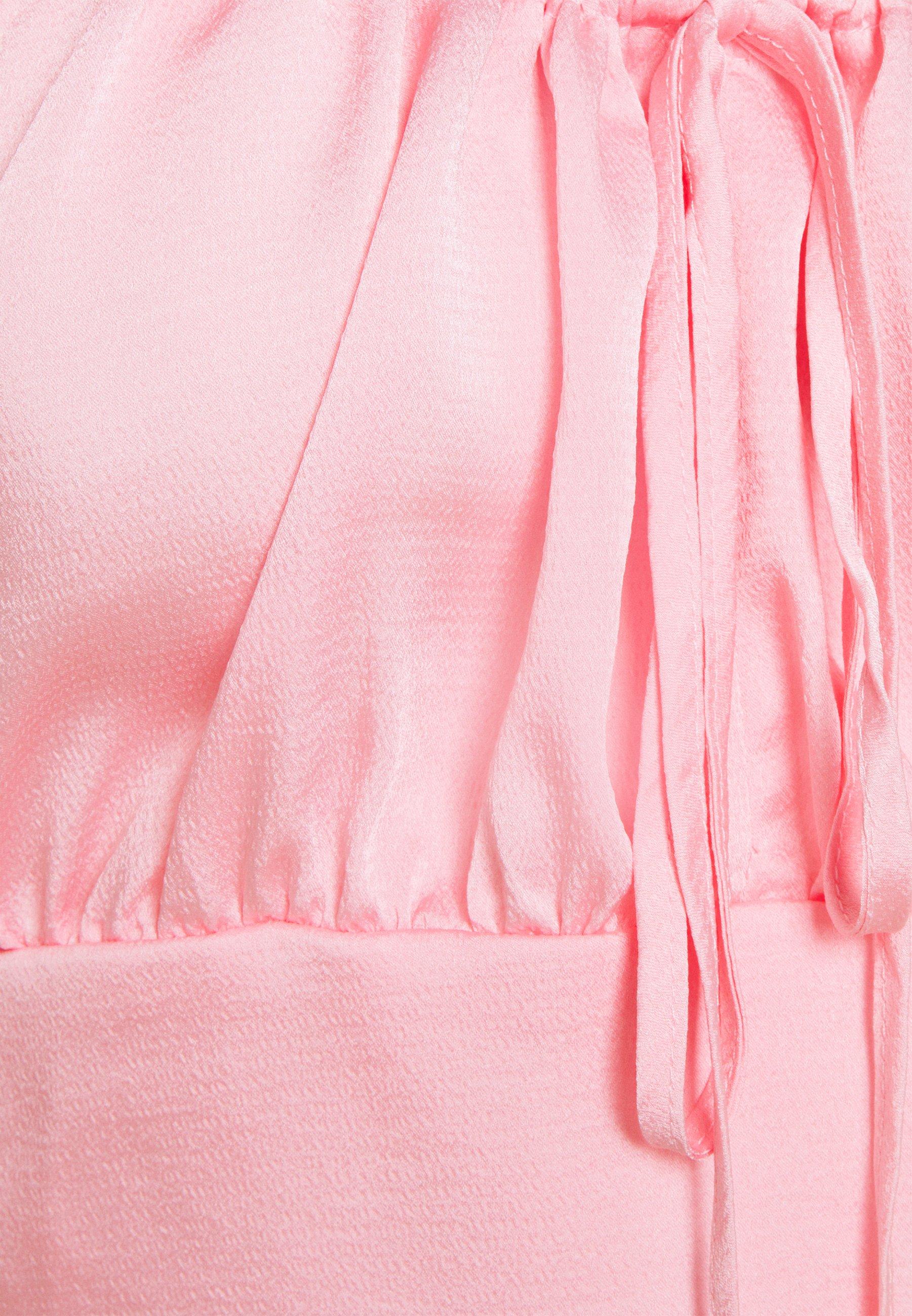 Women TALLTEXTURE SQUARE NECK TOP - Blouse