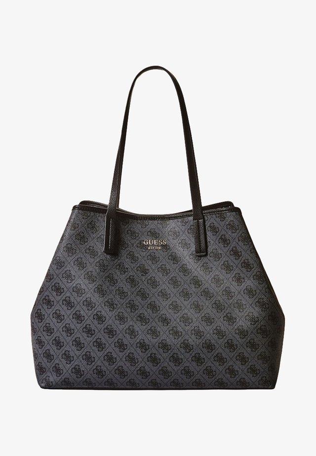 VIKKY - Tote bag - dark grey