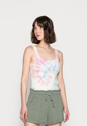 PRIDE BARE BODYSUIT - Body - rainbow tie dye
